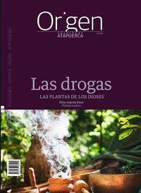 CUADERNOS ATAPUERCA ORIGEN 14 LAS DROGAS