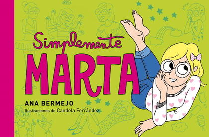SIMPLEMENTE, MARTA (TIRAS CÓMICAS).