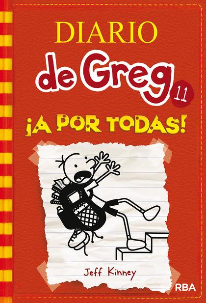DIARIO DE GREG 11: A POR TODAS!.
