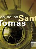 FILOSOFÍA, SANTO TOMÁS, 2 BACHILLERATO