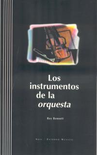 LOS INSTRUMENTOS DE LA ORQUESTA + CD