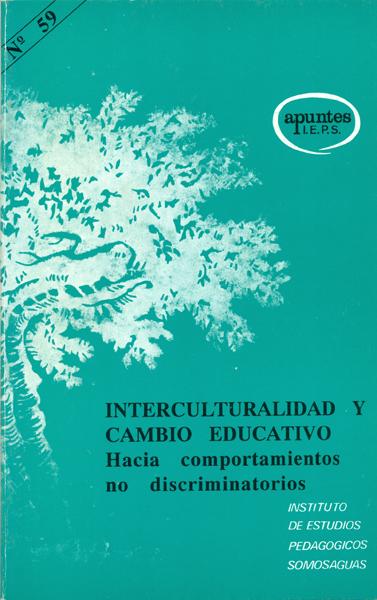 APUNTES IEPS NTERCULTURALIDAD CAMBIO EDUCATIVO N.59