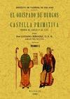 EL OBISPADO DE BURGOS Y CASTILLA PRIMITIVA, DESDE EL SIGLO V AL XIII