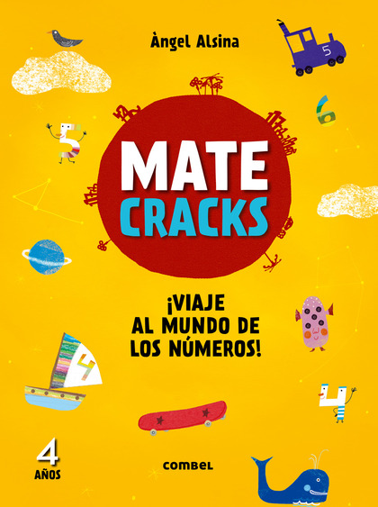 MATECRACKS ¡VIAJE AL MUNDO DE LOS NÚMEROS! 4 AÑOS