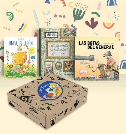 CUENTOS INFANTILES 5 AÑOS. LOTE DE 3 LIBROS PARA REGALAR A NIÑOS DE 5 AÑOS