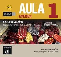 AULA AMÉRICA 1 USB
