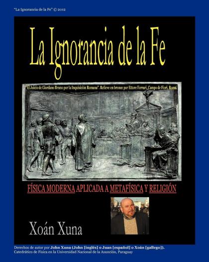 LA IGNORANCIA DE LA FE.