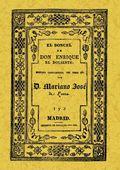 EL DONCEL DE DON ENRIQUE EL DOLIENTE (TOMO 1). HISTORIA CABALLERESCA DEL SIGLO XV