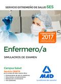 ENFERMERO/A DEL SERVICIO EXTREMEÑO DE SALUD (SES). SIMULACROS DE EXAMEN.