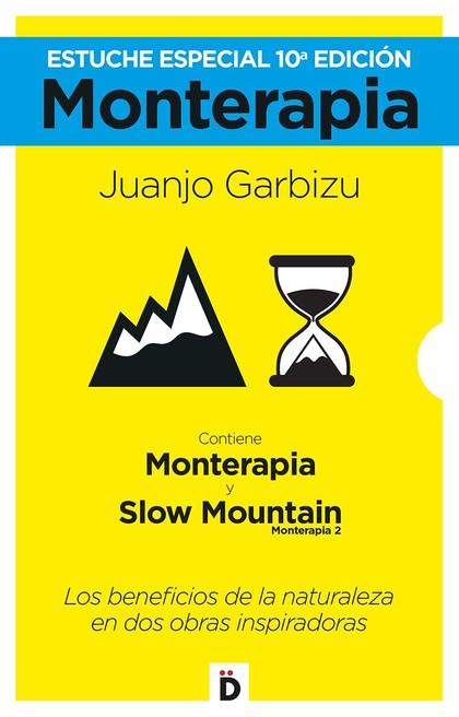 MONTERAPIA 10ª EDICIÓN + SLOW MOUNTAIN                                          ESTUCHE REGALO