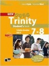 NEW PASS TRINITY (7-8) STS+CD-AUDIO (VICENS).