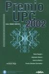 PREMIO UPC 2002: NOVELA CORTA DE CIENCIA FICCIÓN