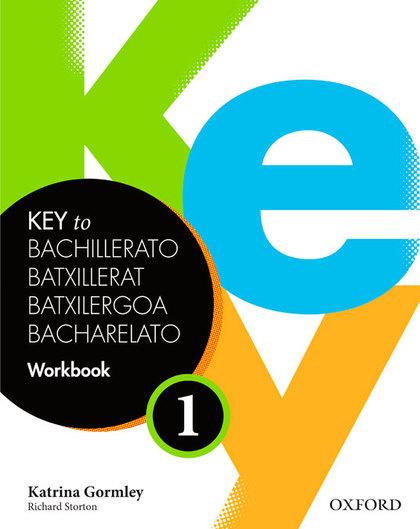 KEY to bachillerato 1 WB (SPA)