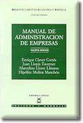 MANUAL ADMINISTRACION EMPRESAS (4ªEDIC.)