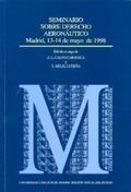 SEMINARIO SOBRE DERECHO AERONÁUTICO : MADRID, 13-14 DE MAYO DE 1998