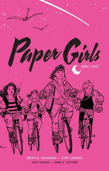 PAPER GIRLS (INTEGRAL) Nº 01/02.