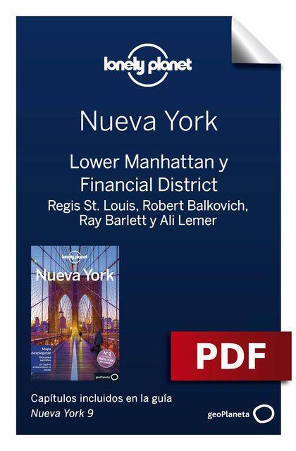 Nueva York 9_2. Lower Manhattan y Financial District