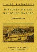 HISTORIA DE LAS NACIONES BASCAS