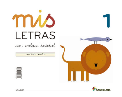 MIS LETRAS 1.