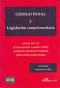 CÓDIGO PENAL Y LEGISLACIÓN COMPLEMENTARIA