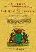 NOTICIAS DE LA HISTORIA GENERAL DE LAS ISLAS DE CANARIA (TOMO 2).