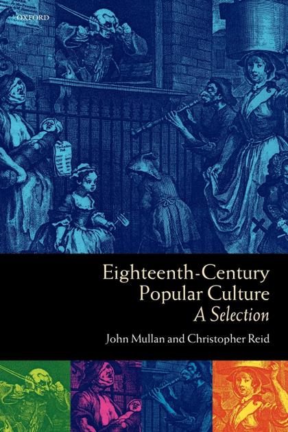 EIGHTEENTH-CENTURY POPULAR CULTURE