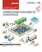 CUADERNO DEL ALUMNO. OPERACIONES AUXILIARES DE ALMACENAJE (MF1325_1). CERTIFICAD