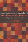 ENCICLOPEDIA DE LA MADERA
