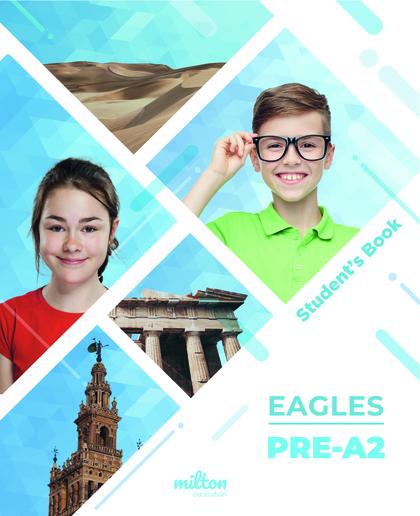 ENGLISH PRE-A2 EAGLES STUDENT´S BOOK