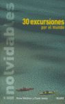 30 EXCURSIONES POR EL MUNDO