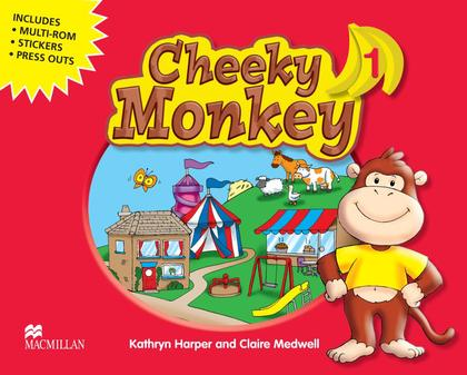 CHEEKY MONKEY 1 ST PACK 08
