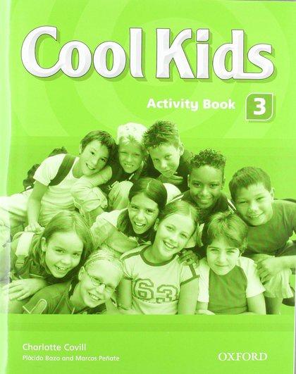 COOL KIDS 3 ACTIVITY BOOK
