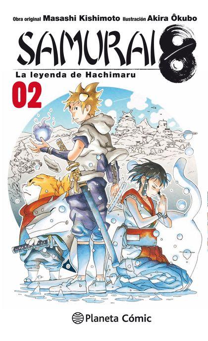 SAMURAI 8 Nº 02                                                                 LA LEYENDA DE H