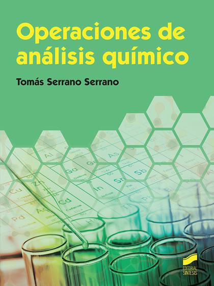 OPERACIONES DE ANÁLISIS QUÍMICO