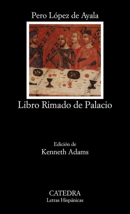 LIBRO RIMADO DE PALACIO