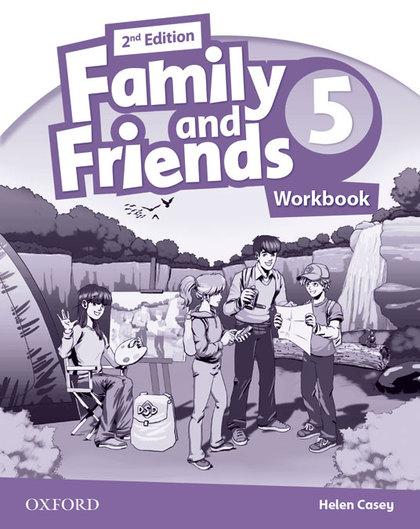 FAMILY & FRIENDS 5 AB 2ED