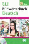 ELI BILDWORTERBUCH DEUTSCH (LIBRO+CD ROM).