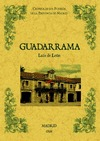 GUADARRAMA : BIBLIOTECA DE LA PROVINCIA DE MADRID : CRÓNICA DE SUS PUEBLOS