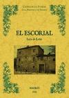 EL ESCORIAL : BIBLIOTECA DE LA PROVINCIA DE MADRID : CRÓNICA DE SUS PUEBLOS