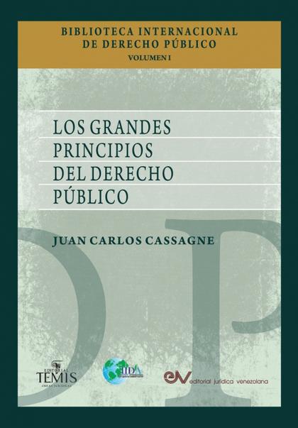 LOS GRANDES PRINCIPIOS DEL DERECHO PUBLICO