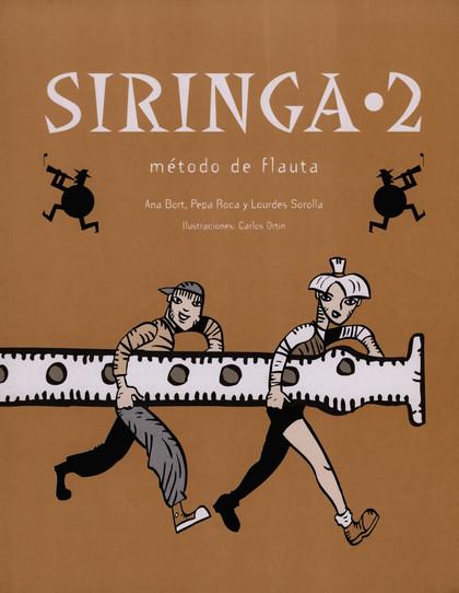 SIRINGA 2: MÈTODE DE FLAUTA
