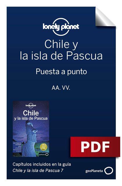 Chile y la isla de Pascua 7_1. Preparación del viaje