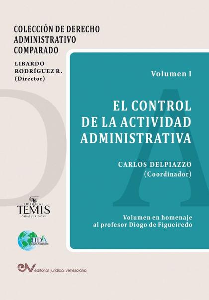 EL CONTROL DE LA ACTIVIDAD ADMINISTRATIVA.