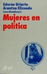 MUJERES EN POLITICA