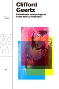 REFLEXIONES ANTROPOLÓGICAS SOBRE TEMAS FILOSÓFICOS