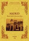 MADRID : BIBLIOTECA DE LA PROVINCIA DE MADRID : CRÓNICA DE SUS PUEBLOS
