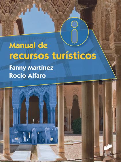 MANUAL DE RESURSOS TURISTICOS