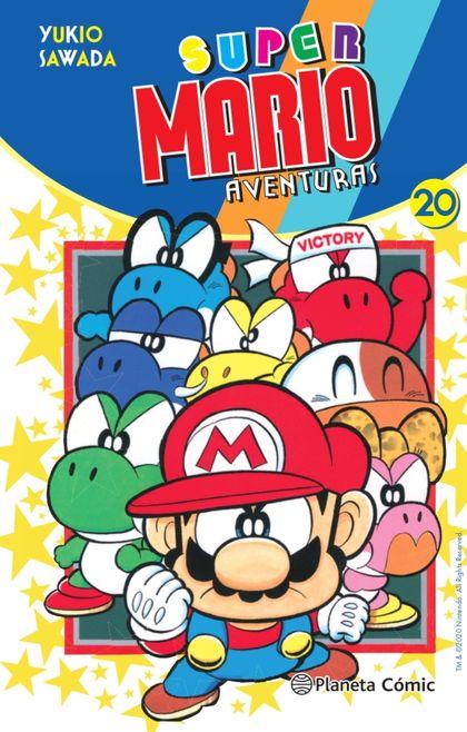 SUPER MARIO Nº 20