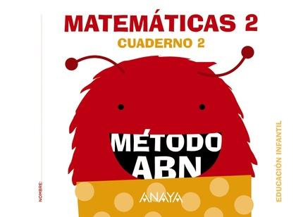 MATEMÁTICAS ABN. NIVEL 2. CUADERNO 2..