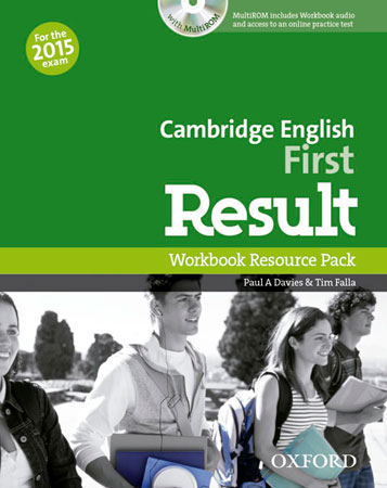 FCE RESULT WORKBOOK WITHOUT KEY +CD-ROM PACK EXAM
